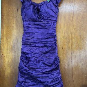 BCBG Cocktail Dress